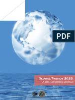 National Intelligence Council (NIC) 2025 Global Trends Final Report