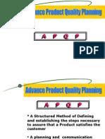 APQP Presentation
