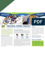 Precious Stones Project