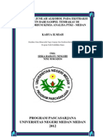 Analisa Materi ajar Kimia SMK APIPSU Medan