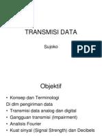 1 Transmisi Data