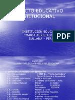 diapositivas PEI