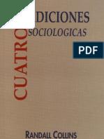 Collins - Cuatro Tradiciones Sociológicas