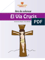 Libro de Pintar via Crucis