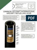 Aircraft Refuelling Hose