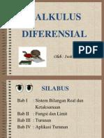 Slide Kalkulus Diferensial