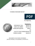 PIA Report
