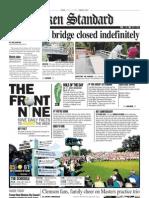 Aiken Standard April 4 2012 Front Nine
