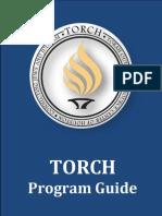 TORCH Program Guide - Spring 2012