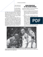 Excerpts from NBA Coaches Playbook