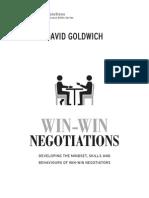 WinwinNegociation