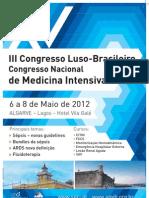 III Congresso Luso-Brasileiro / XV Congresso Nacional de Medicina Intensiva