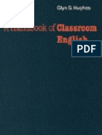 A HandBook of Classroom English