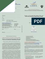 IASA Folder 2009