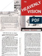 The Heavenly Vision - Life Story of Herschel Murphy by W. v. Grant