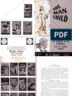 The Man Child - Time of Jacob's Trouble by W. v. Grant, Sr