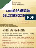 Clase 5 - Salud Pública 2010 - Calidad de la atencion