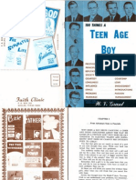 100 Things a Teen Age Boy Wants to Know by W. V. Grant, Sr