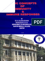 Immunology Immune Responses