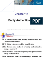 08 Entity Authentication 14