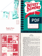 Power to Detect Demons by W. v. Grant, Sr