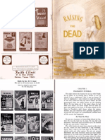 Raising the Dead--Hundreds Have Been Brought Back by W. v. Grant, Sr