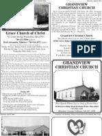 Church Guide (Pgs. 6-10)