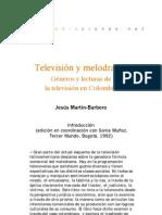 Televisión y Melodrama