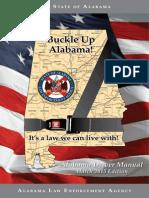Alabama Drivers Manual   Alabama Drivers Handbook