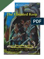 DF23 the Haunted Keep