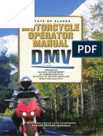 Alaska Motorcycle Manual | Alaska Motorcycle Handbook