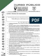 T12 - Técnico em Radiologia - V