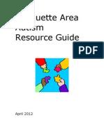 Marquette Area Autism Resources