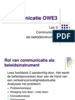 04 Communicatie als beleidsinstrument