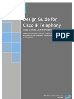 Design Guide for Cisco IP Telephony