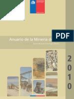 Anuario_2010 Mineria en Chile