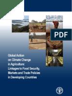 Agricultura y Cambio Climatico - FAO