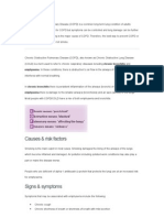 Chronic Obstructive Pulmonary Disease HPB - Copy