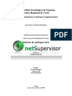 Manual de Net Supervisor