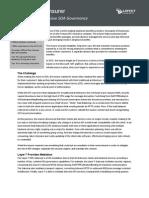 Fortune 250 Insurer - SOA Mediation & Governance