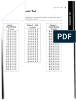 PSAT Diagnostic Test