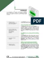 UCDS0035 Datasheet for UCKRA420