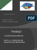 Los 20 EDificios de Mexico Roberto Garcia