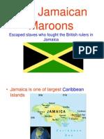 Jamacian Maroons