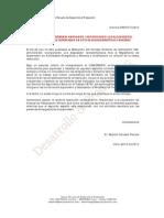 Modificatoria al Reglamento de Supervisión de Actividades Minero Enérgeticas Osinergmin