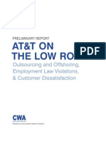AT&T On the Low Road