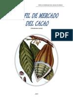 Perfil de Mercado Del Cacao Terminado