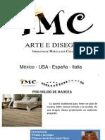 Catalogo Pisos Madera IMC
