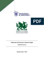 Diplomado Internacional en Gobierno Digital 2012