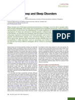 Genetics of Sleep and Sleep Disorders
